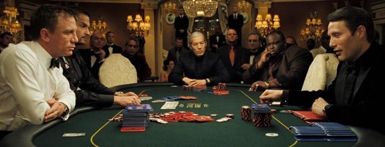 les stars et les jeux de casino